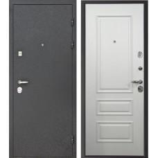 Входная дверь - Интекрон Персей 3D Амадея Белый