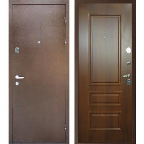 Входная дверь - Интекрон Сириус 3D Амадея Ит.орех