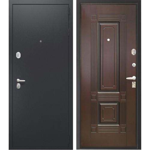 Входная дверь - Интекрон Вавилон шпон венге