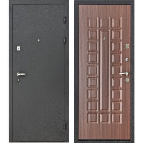 Входная дверь - Интекрон Колизей Махагон коричневый