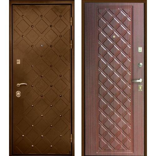 Входная дверь - Интекрон Сундук махагон коричневый