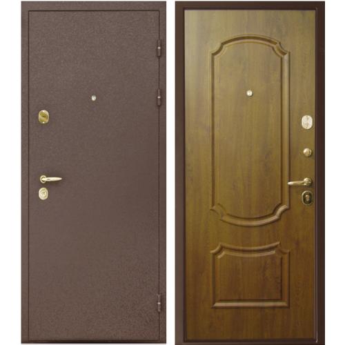 Входная дверь - Интекрон Тезей 3D3 Голден