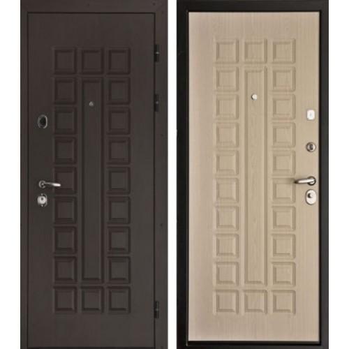 Входная дверь - Интекрон Сенатор CISA Белёный дуб