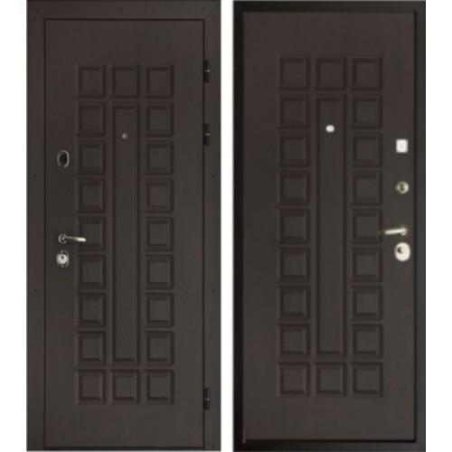 Входная дверь - Интекрон Сенатор CISA венге