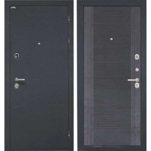 Входная дверь - Венеция Kvadro шпон Эвкалипт soft touch