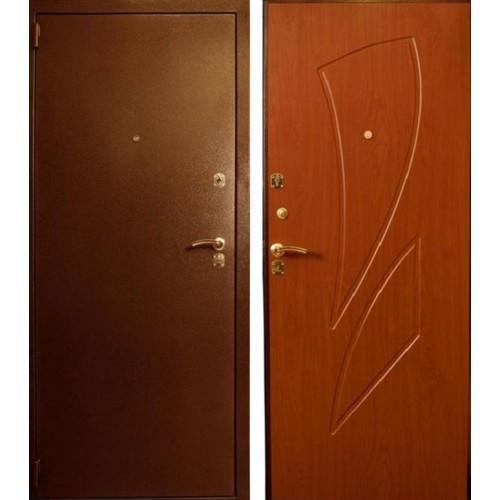 Входная дверь - Лекс 1 Клен красный