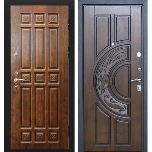 Входная дверь - Лекс Нептун 3к (Голден Патина)