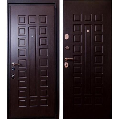 Входная дверь - Лекс 4а Венге-Венге