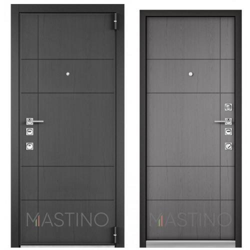 Входная дверь - Mastino FORTE Синхропоры модерн -104, Синхропоры милк -104