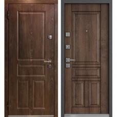 Входная дверь - Mastino Monte Дуб шале мореный/Дуб шале мореный 88