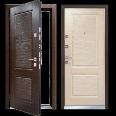 Входная дверь - Mastino Monte ( Line 2) Темный Венге/Светлый Венге 88