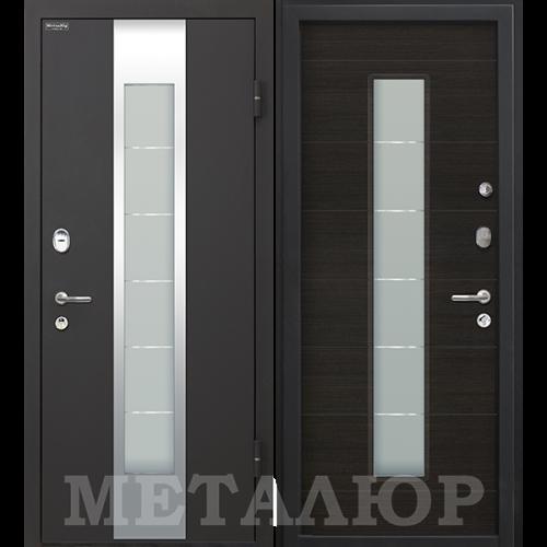 Входная дверь - МеталЮр М35 эковенге
