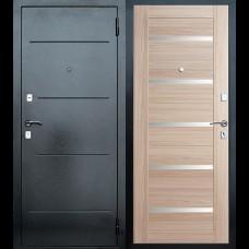 Входная дверь - Входная дверь МеталЮр Т7 капучино