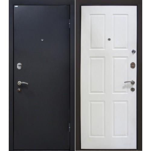 Входная дверь - МЕТАЛЮР М21 БЕЛЫЙ