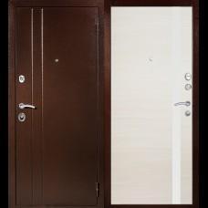 Входная дверь - Входная дверь МеталЮр Т6 эшвайт