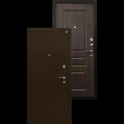 Входная дверь - Ратибор Статус венге капучино