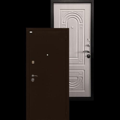 Входная дверь - Ратибор Оптима 3К Экодуб