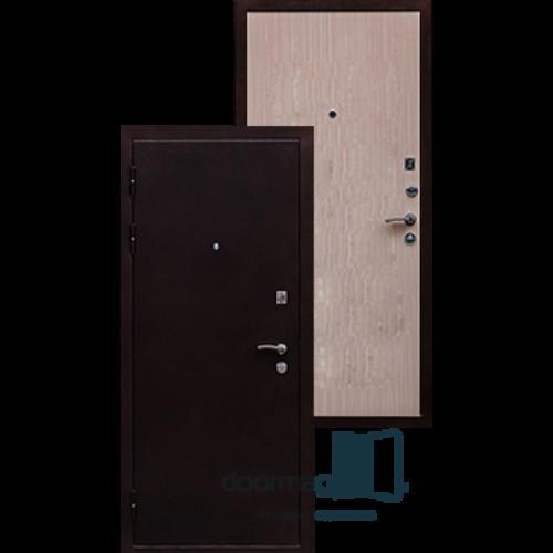 Входная дверь - Ратибор Практик венге светлый