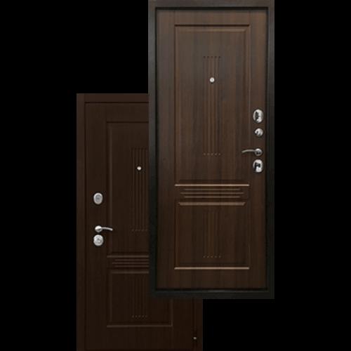 Входная дверь - Ратибор Консул 3К Орех бренди