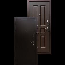 Входная дверь - Ратибор Комфорт Орех Премиум