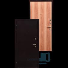 Входная дверь - Ратибор Практик миланский орех 96L