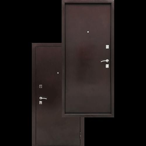 Входная дверь - Ратибор Дачная (Антик медь/Антик медь)
