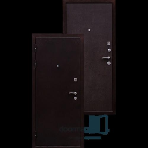 Входная дверь - Ратибор Практик венге