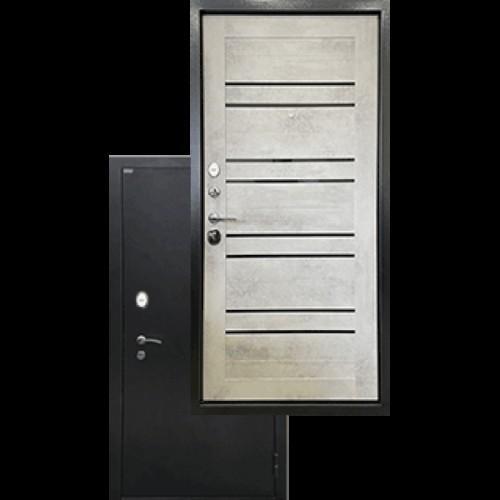 Входная дверь - Ратибор Стандарт 3К СБ-29 Светлый бетон