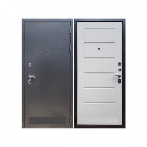 Входная дверь Rex 11 Белый ясень