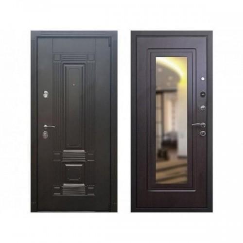 Входная дверь REX 9 Венге Зеркало
