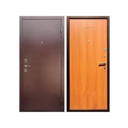 Входная дверь REX 1 Парус Клен медовый