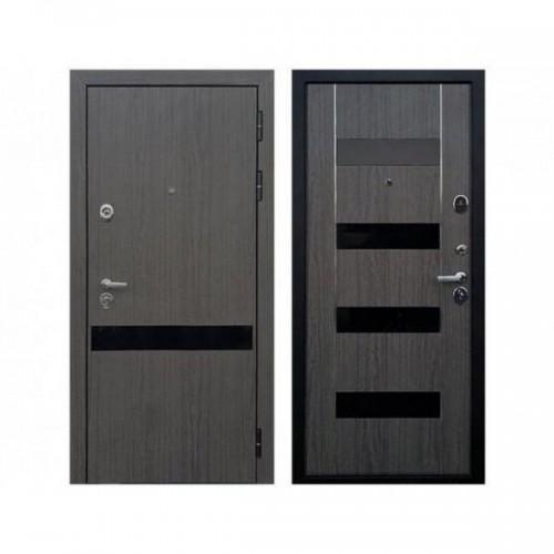Входная дверь REX Премьер Z1 Волкан Оак