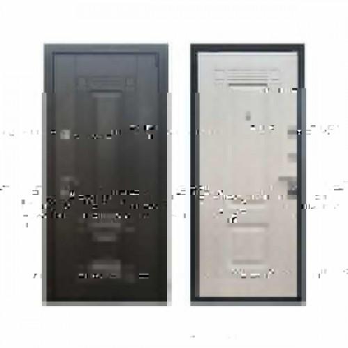 Входная дверь REX 9 Беленый дуб