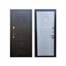 Входная дверь Rex 10 Сосна белая