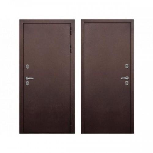 Входная дверь REX Терморазрыв Металл / Металл