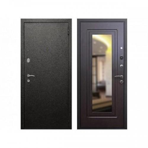 Входная дверь REX Верона 6 Зеркало Венге