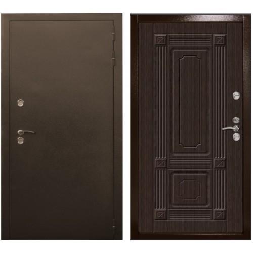 Входная дверь с терморазрывом Термо Север 3К Венге (ND)