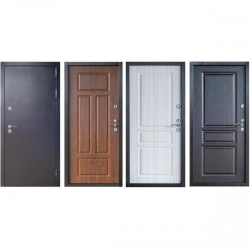 Входная дверь с терморазрывом Сибирь 3К (ND)