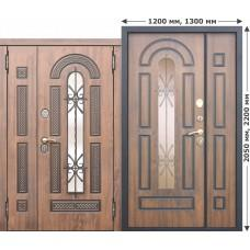 Входная дверь - Vikont 1300 Винорит