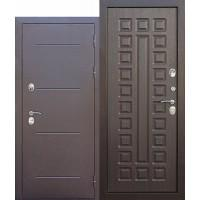 Входная дверь - 11 см Isoterma медный антик Венге Терморазрыв