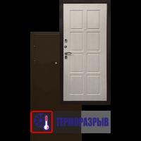 Входная дверь - Ратибор Термоблок 3К Лиственница беж