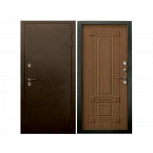 Входная дверь с терморазрывом Термо Север 3К Грецкий орех(ND)