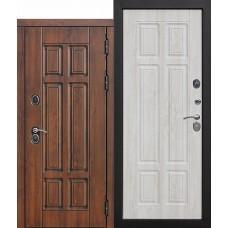 Входная дверь - 13 см Isoterma МДФ/МДФ Винорит Сосна белая Терморазрыв