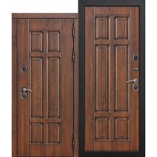 Входная дверь - 13 см Isoterma МДФ/МДФ Винорит Грецкий орех Терморазрыв