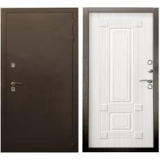 Входная дверь с терморазрывом Термо Север 3К Сандал белый (ND)