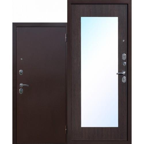 Входная дверь - Царское зеркало МАКСИ Венге