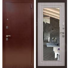 Входная дверь - Патриот Царское зеркало Эш Вайт
