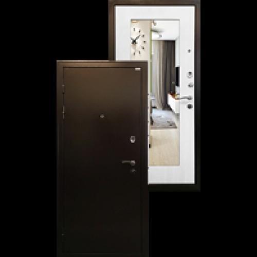 Входная дверь - Ратибор Милан белый ясень