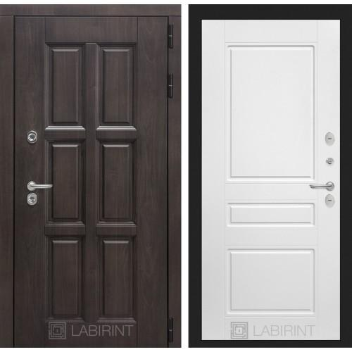 Входная дверь Лабиринт Лондон 03 - Белый софт