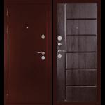 Входная дверь - Сударь ДИВА С-503 ВЕНГЕ ТИСНЕНЫЙ